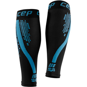 cep Nighttech Manchons de compression pour mollets Homme, blue